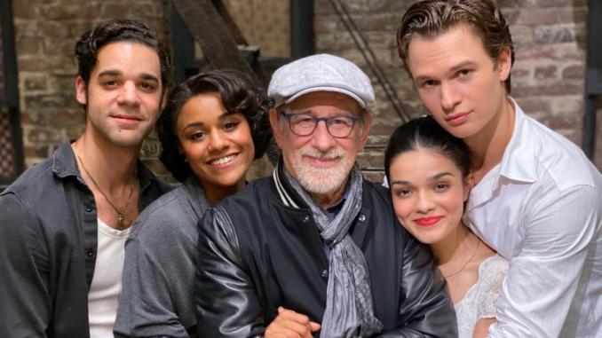 """Steven Spielberg dirigirá """"Amor sin barreras"""" - protagonistas"""