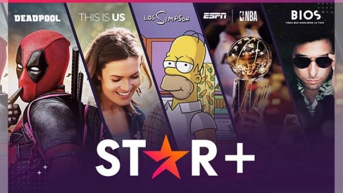 Star+ Servicio Streaming Latinoamérica - Pontik® Web TV