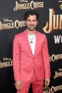 Philipp Maximilian - Jungle Cruise Premiere