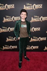 Raphael Alejandro - World Premiere Of Disney's Jungle Cruise