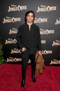 Diego Osorio - World Premiere Of Disney's Jungle Cruise