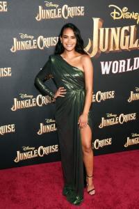 Sulem Calderon - World Premiere Of Disney's Jungle Cruise