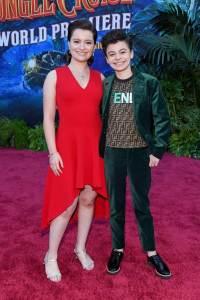 Dalila Bela and Raphael Alejandro - World Premiere Of Disney's Jungle Cruise