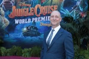 Michael Green - World Premiere of Jungle Cruise