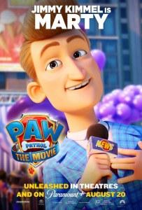 Marty - PAW Patrol The Movie