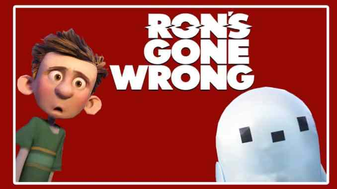 Liam Payne Sunshine en pelicula Ron Da Error Pontik® cine