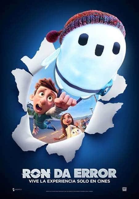 película Ron Da Error poster oficial