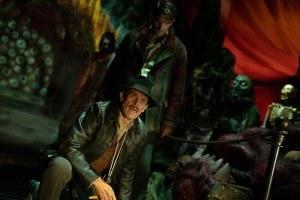 Willem Dafoe y Bradley Cooper - El Callejón de las almas perdidas - Pontik®