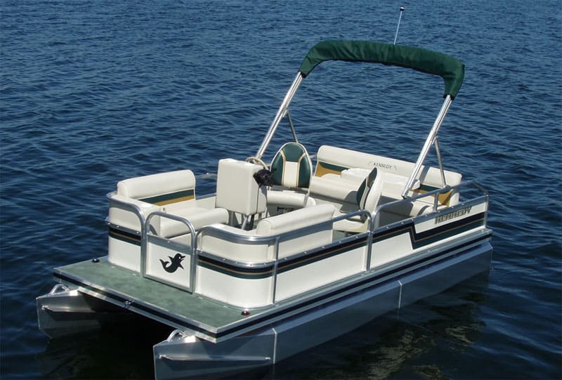 small pontoon boats what is the