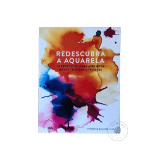 Livro de Aquarela_ Redescubra a Aquarela