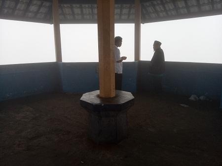 dalam menara pandang tieng wonosobo