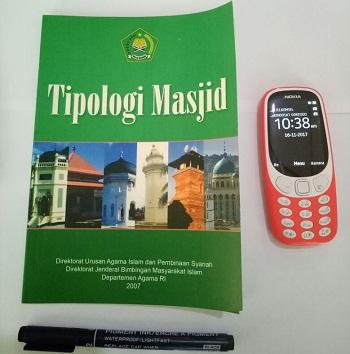 buku tipologi masjid