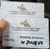 tiket makan bus sugeng rahayu rm charis