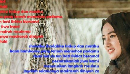 Syair Lirik dan Teks Hymne Madrasah Diniyah