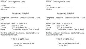 Pamit Umroh Lewat Whatsapp Pamitan Undangan Walimatus Safar