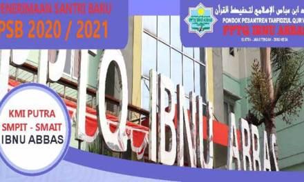 Persyaratan Pendaftaran Pondok Pesantren Ibnu Abbas Klaten