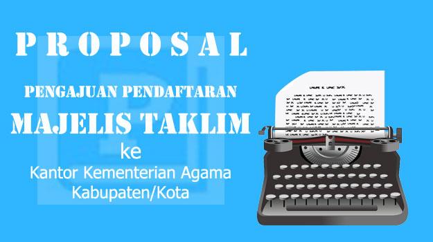 proposal-pengajuan-daftar-majelis-taklim