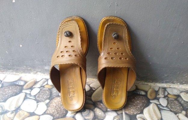 gambar sandal lily jadul japan benher