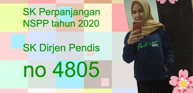 SK-Perpanjangan-NSPP-Dirjen-Pendis-2020