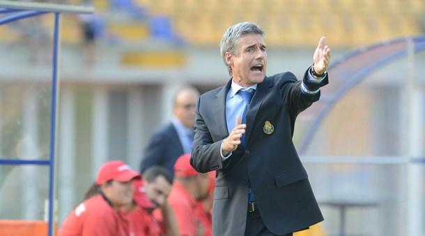 Luis Castro, încrezator înaintea derby-ului cu Sporting