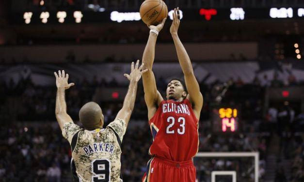Ponturi Baschet : O dubla din NBA pentru noaptea dintre ani