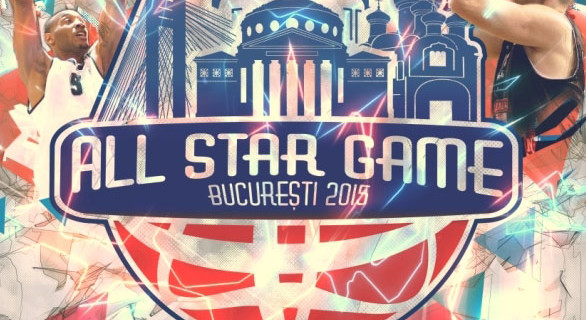 Cota de 2,20 pe All star Game-ul baschetului din Romania !
