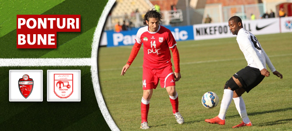 Ponturi pariuri Al Ahli vs Tractor Sazi – Liga Campionilor Asiei