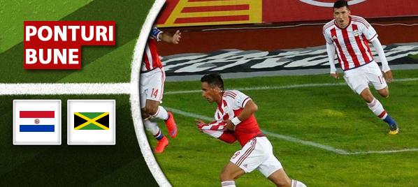 Ponturi pariuri – Paraguay vs Jamaica – Copa America