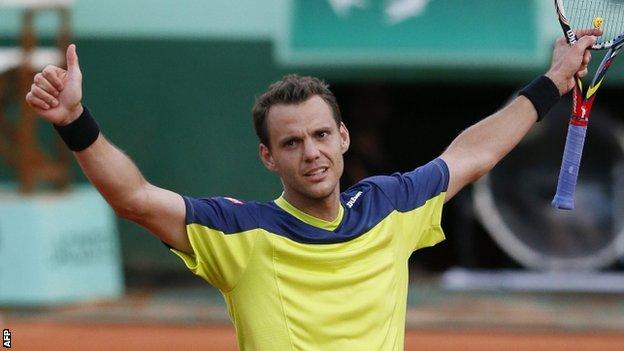 Ponturi tenis – Paul-Henri Mathieu vs Ernests Gulbis – Bastad