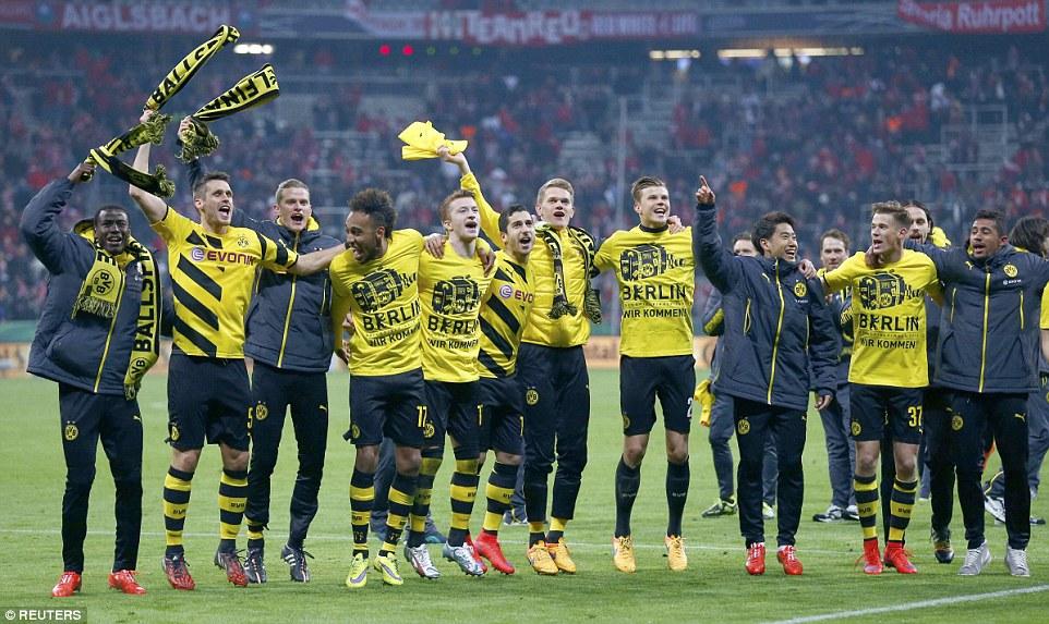 Ponturi Pariuri Dortmund vs Wolfsberger – Europa League