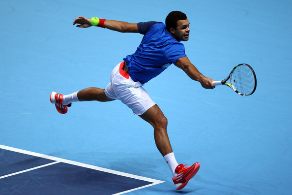 Jo-Wilfried Tsonga vs Denis Istomin