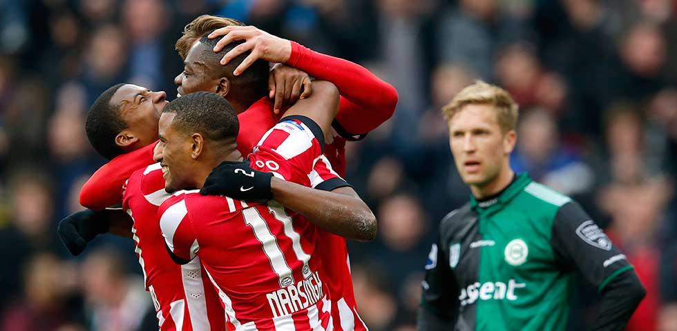 Ponturi Pariuri PSV vs Groningen – Eredivisie