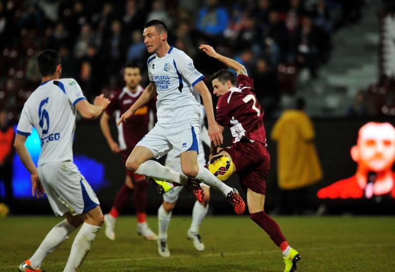 Ponturi pariuri – Pandurii Targu Jiu vs CFR Cluj – Liga 1