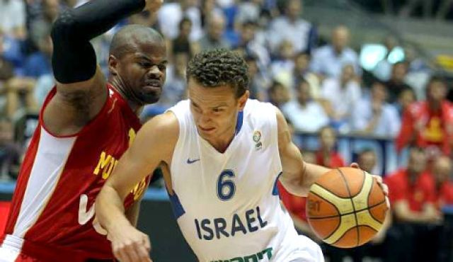 Israeli Basket Men 41