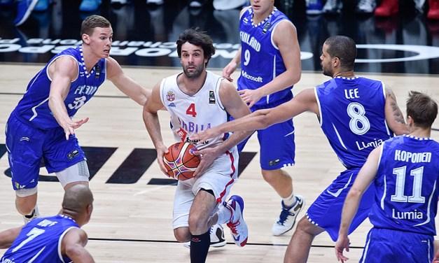 Ponturi baschet: Serbia se indreapta catre finala EuroBasket