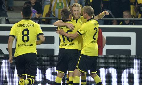 Ponturi fotbal – Bremen vs Dortmund – Bundesliga