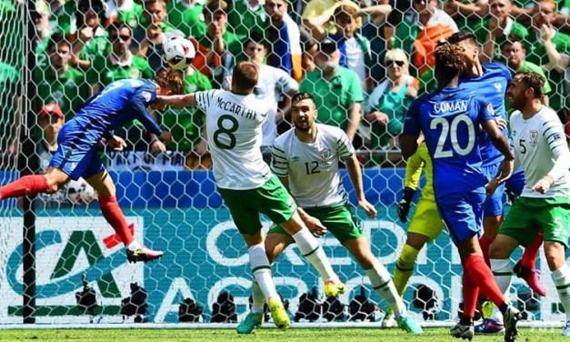 Euro 2016 | Franța, Germania şi Belgia, calificate în sferturi