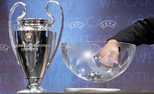 Program grupa G Champions League 2016