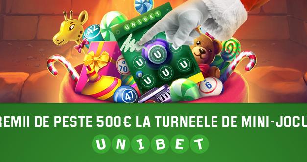 Turneele minigames au astazi premii totale de peste 500 euro