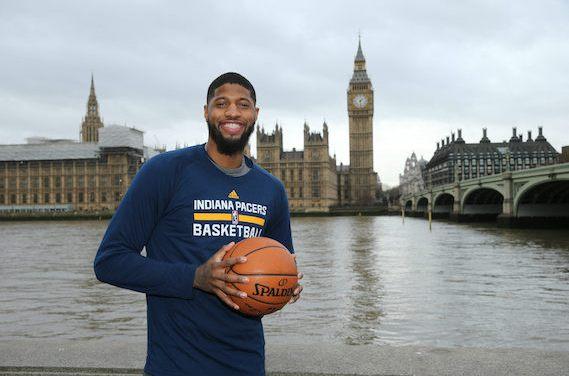 Ponturi baschet – Paul George si NBA se muta in Londra pentru o zi