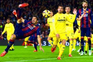 Cota 5.00 pentru victoria Barcelonei contra lui Villarreal