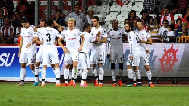 Ponturi fotbal Alanyaspor – Besiktas – Turcia Super Lig