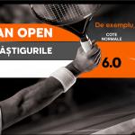 Castiga dublu daca primul pariu la Australian Open este castigator