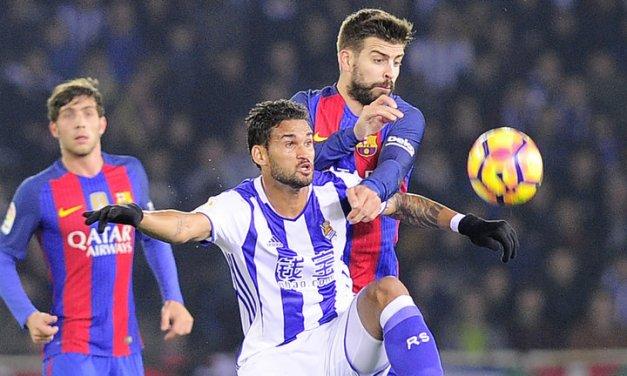Ponturi pariuri – Real Sociedad – Barcelona – Copa del Rey