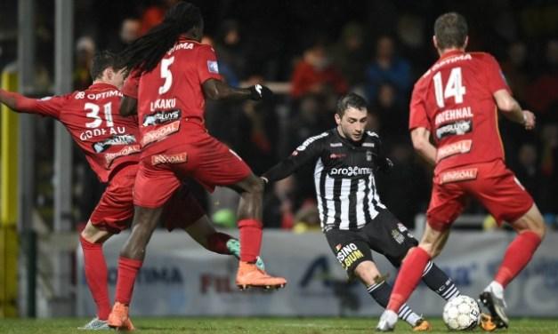Ponturi fotbal – Oostende – Charleroi – Jupiler League