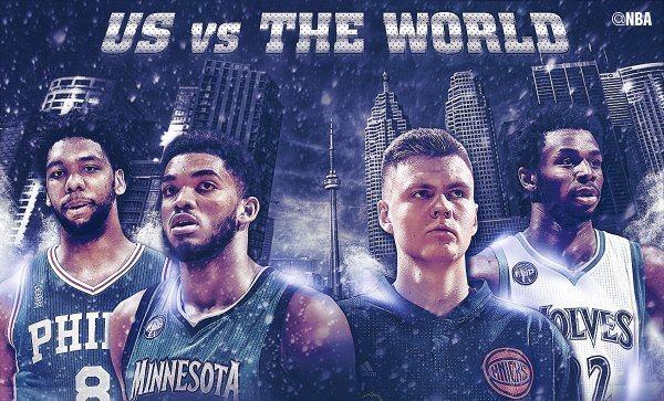 Ponturi NBA – Asteptam spectacol cu multe puncte in Rising Stars USA vs World