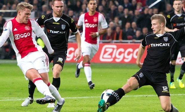 Ponturi fotbal Ajax – Heracles – Olanda Eredivisie