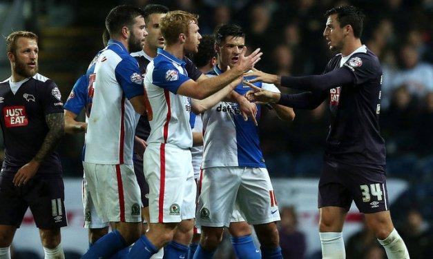 Ponturi fotbal Blackburn – Derby – Anglia Championship