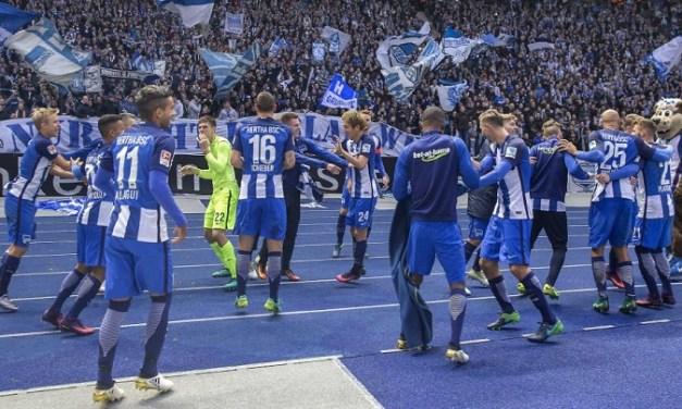 Ponturi fotbal Hertha – Frankfurt – Germania Bundesliga