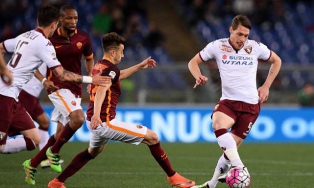 Ponturi fotbal AS Roma – Torino – Italia Serie A